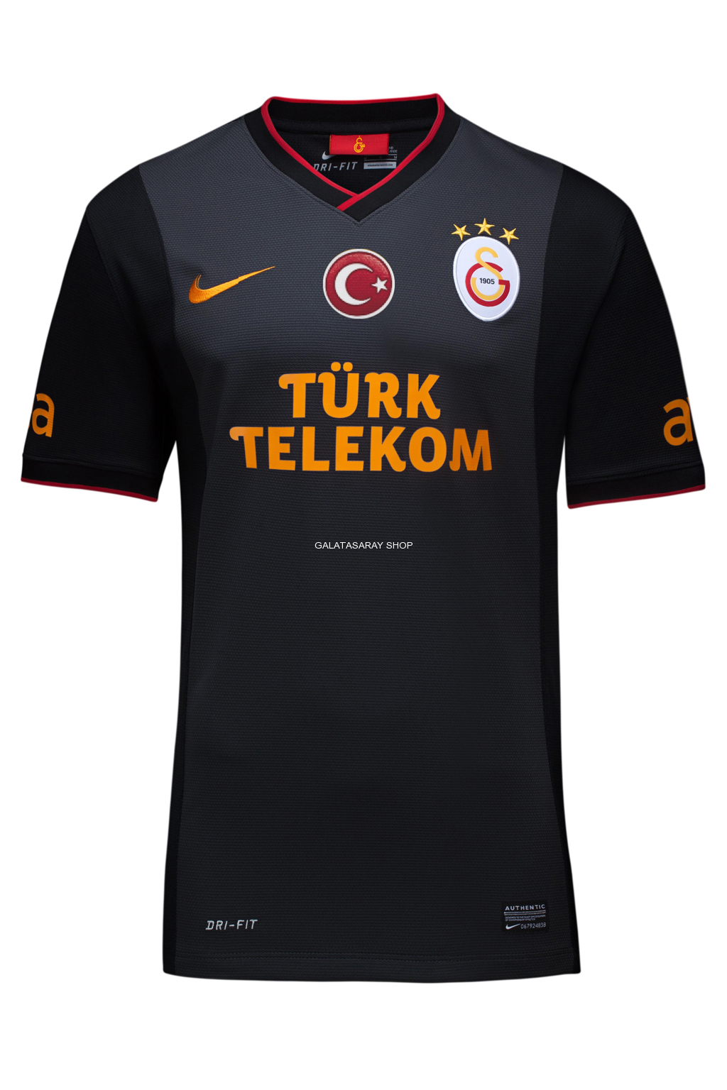 Galatasaray Away Jersey 13/14 from Nike at Galatasaray Shop # 544884
