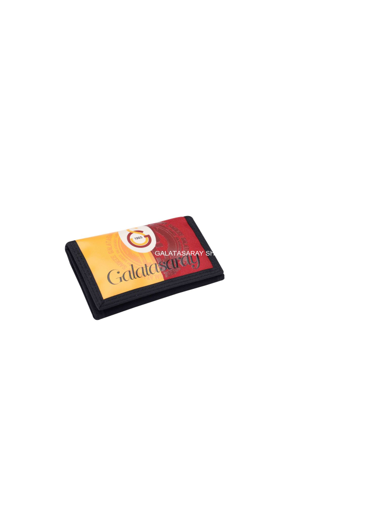Galatasaray Classic Wallet from  at Galatasaray Shop #