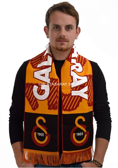 Galatasaray Scarf from  at Galatasaray Shop # GS002