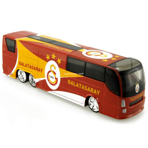 Galatasaray Toy Buses from  at Galatasaray Shop # NCT5193
