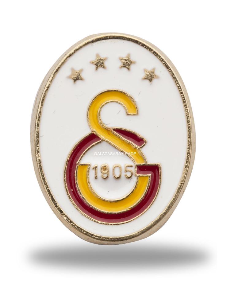 Galatasaray Logo Pin from  at Galatasaray Shop #