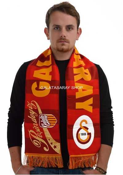 Galatasaray Scarf from  at Galatasaray Shop # GS001