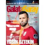 Galatasaray Sports Club Official Monthly Magazine from  at Galatasaray Shop #